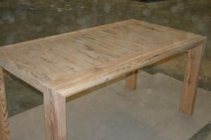 mesa de olivo y norte viejo